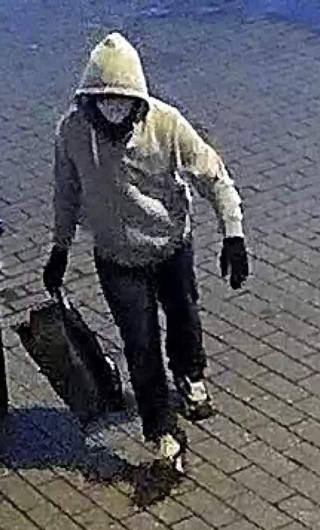 Підозрюваний у встановленні бомб у Капітолії