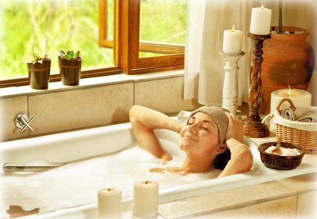 Ванна з імбирем допоможе зміцнити імунітет