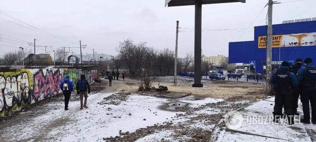 Епіцентр не працює у Києві