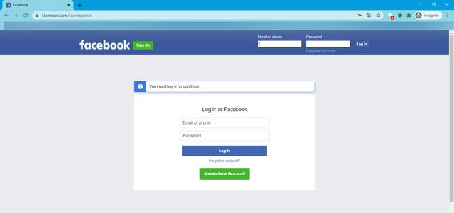 Супрун, фейсбук, Facebook. видалила сторінку