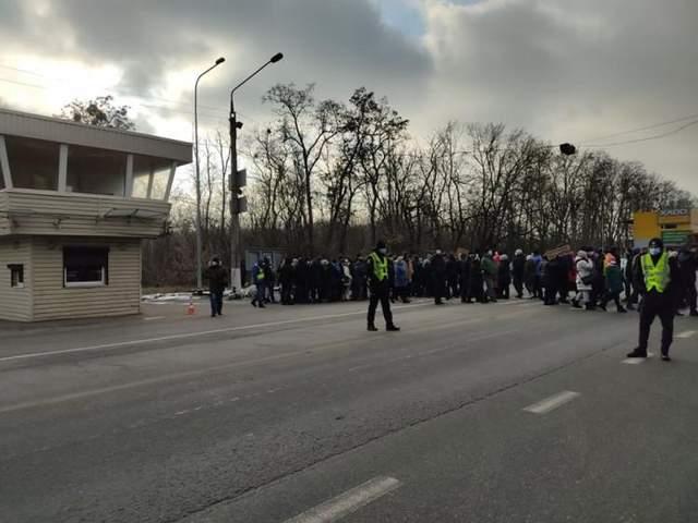 Протест у Харкові