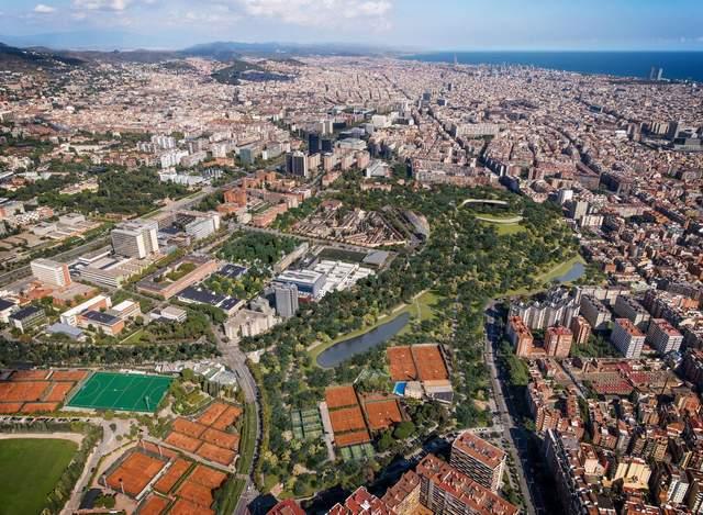 Зелений рай посеред великого мегаполісу / Фото Archdaily