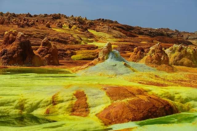 пустеля данакиль ефіопія