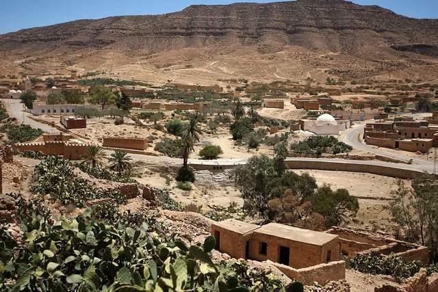 найжаркіша пустеля пустелі