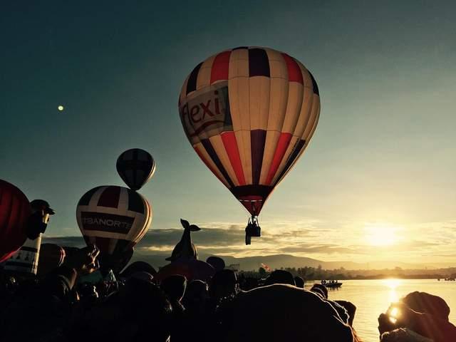 Побачення на повітряній кулі - це просто прекрасно / Фото Pixabay