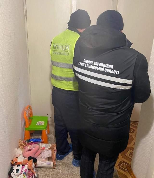 У Львові чоловік вбив дружину на очах у 3 маленьких дітей: фото