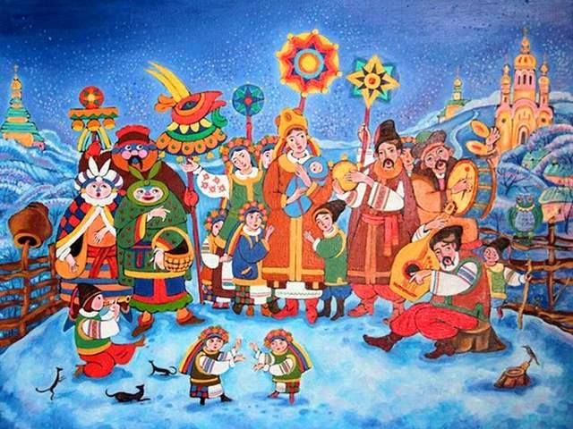 Традиції Старого Нового року щедрування
