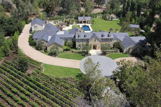 Чудовий дім серед неймовірних виноградників, дерев та просторих газонів / Фото lovePROPERTY