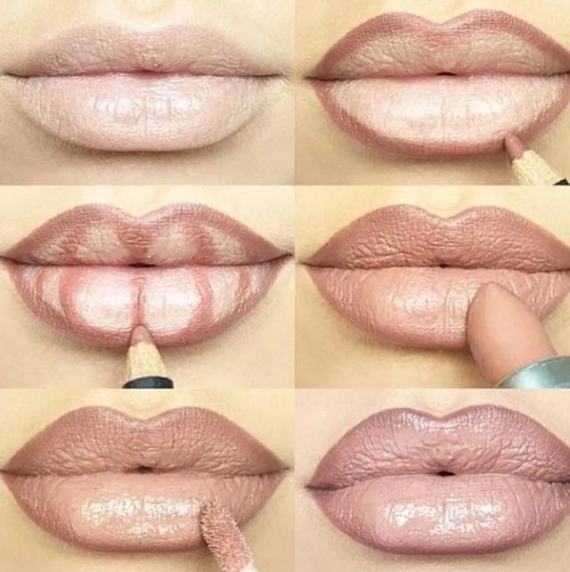 Як збільшити губи