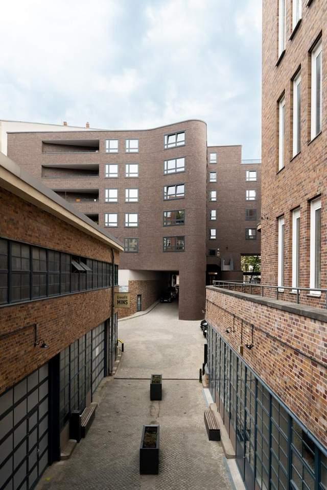 Поєднання сучасної та історичної архітектури / Фото Archdaily