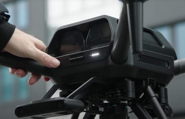Новий дрон Sony