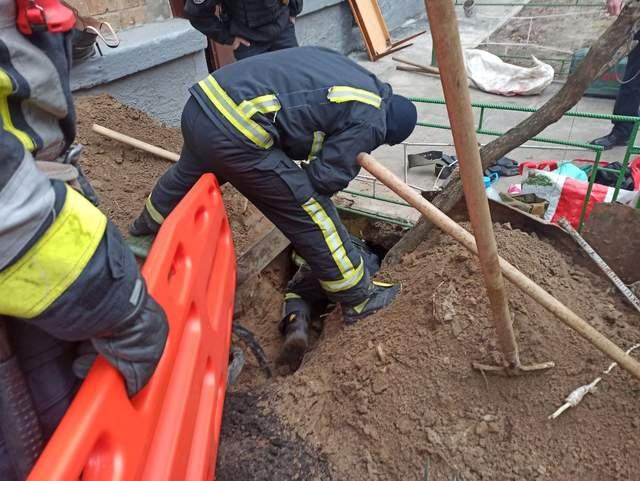 загибель чоловіка у Києві