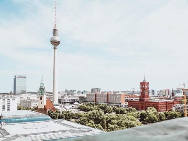 Німеччина, університети, навчання за кордоном