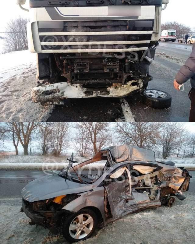 смертельна аварія на трасі Одеса – Київ
