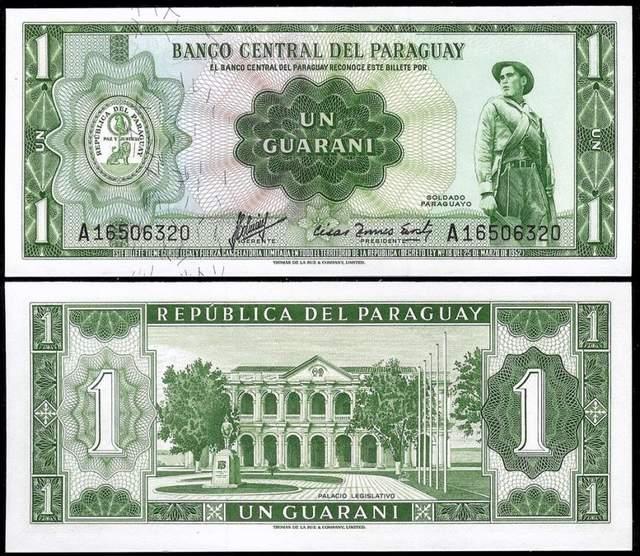Валюта Парагваю