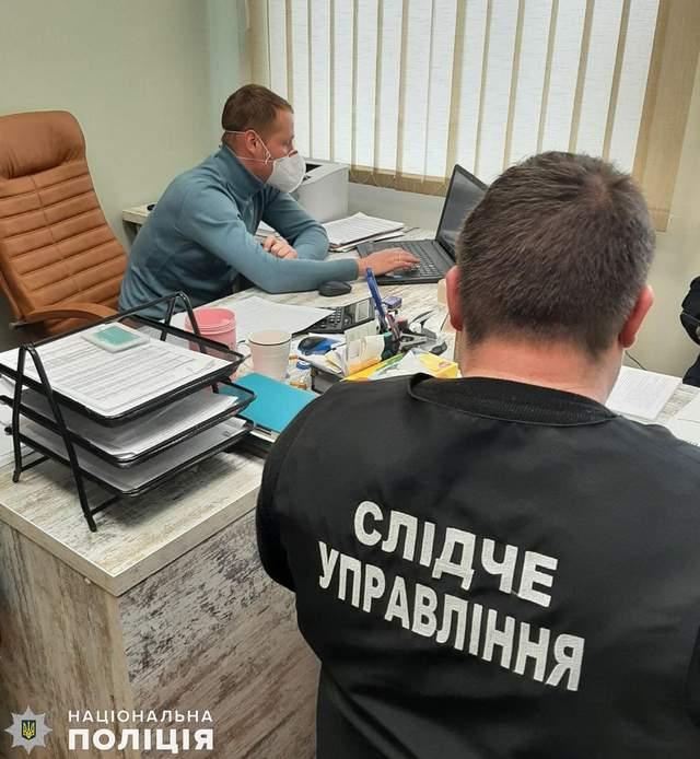 Поліція прийшла з обшуками в міськраду Миколаєва