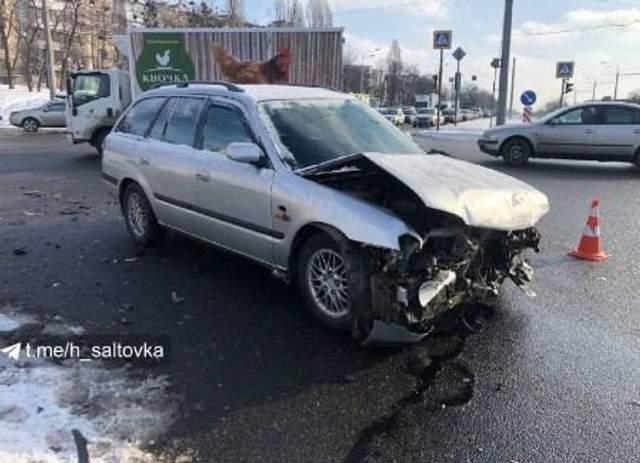 ДТП Харків