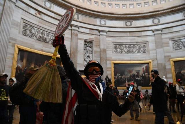 Протести у США