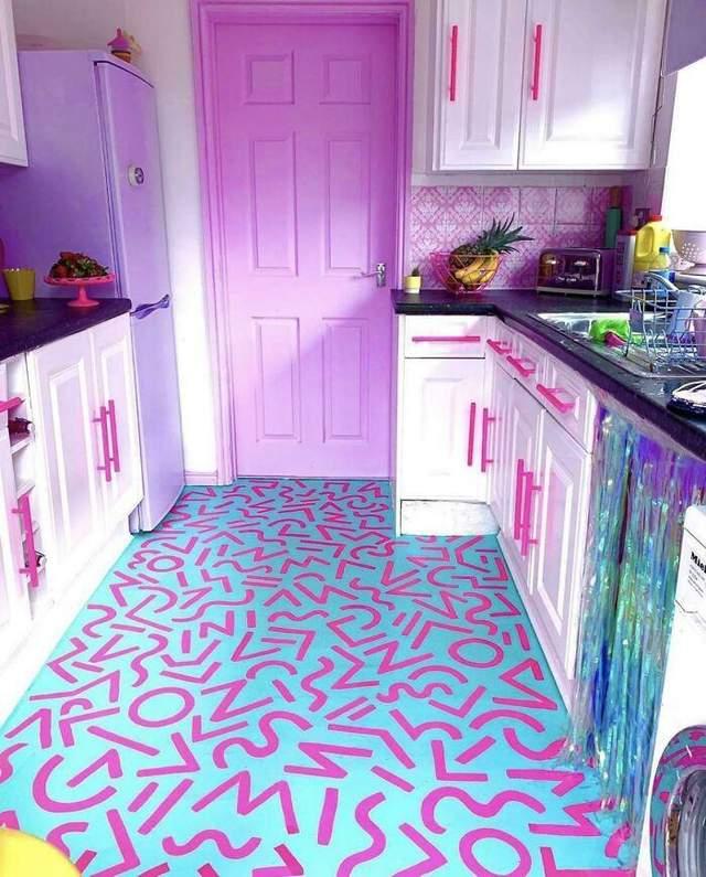 На цій кухні точно не буде нудно