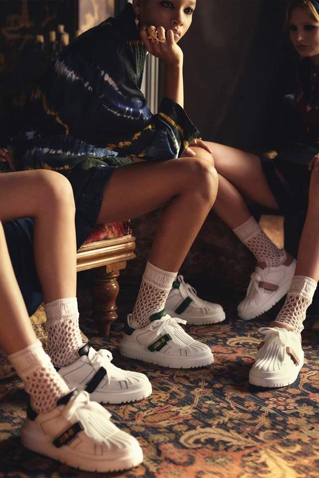Нові моделі взуття Dior-ID
