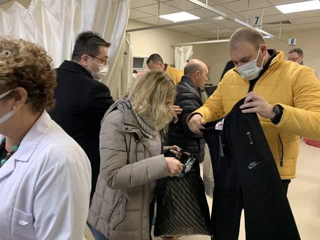 Українських моряків виписали з лікарні