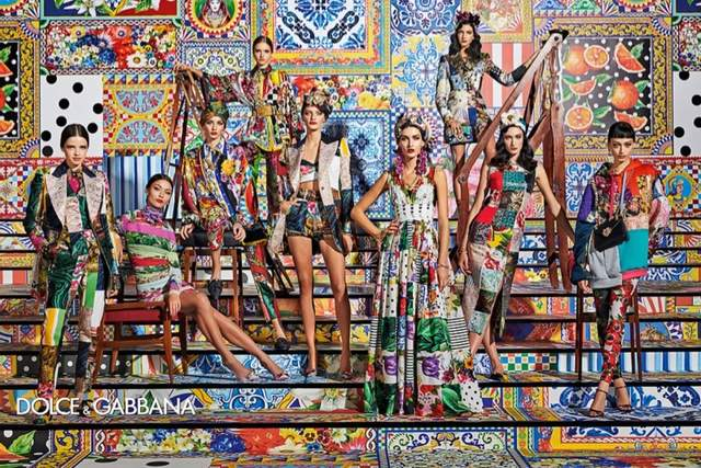 Нова колекція Dolce & Gabbana
