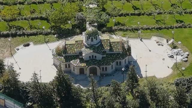 Путін, маєток, Росія, будинок, Геленджик, розкіш, церква
