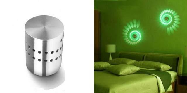 Декоративний світильник