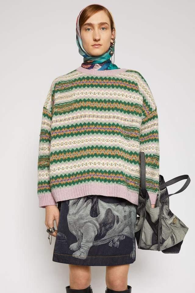 Наймодніший светр зими 2021