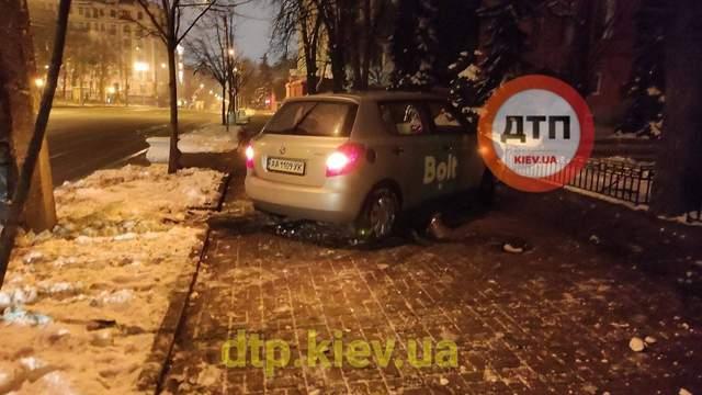 аварія на Володимирській