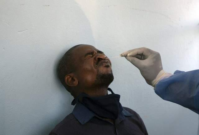 новий штам коронавірусу з пар
