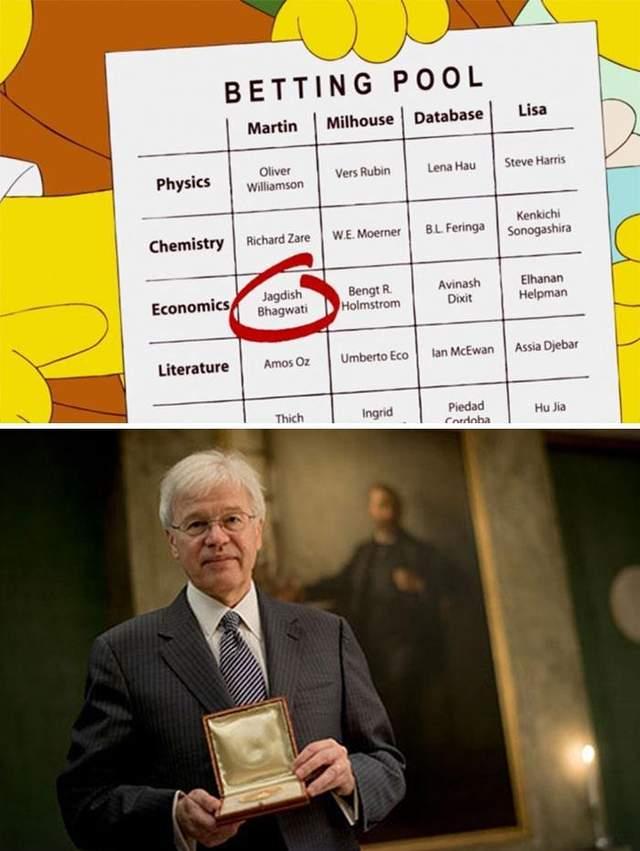 Лауреат Нобелівської премії у