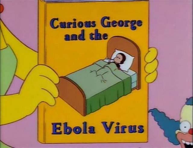 Вірус Ебола у