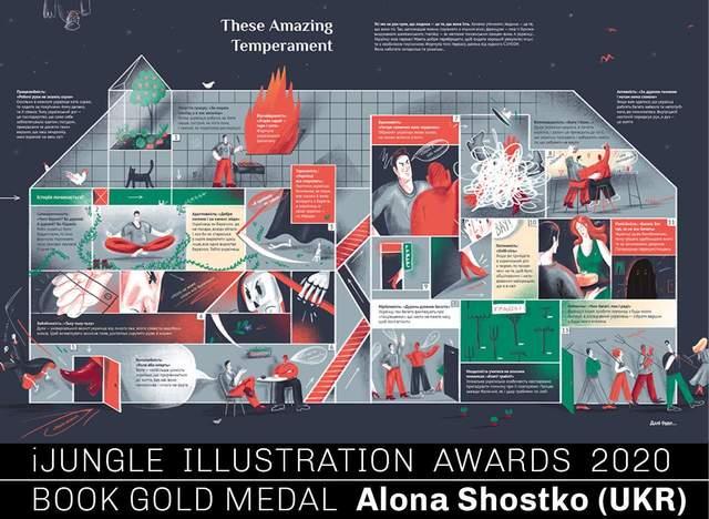 Иллюстрации рассказывают о культуре и быте украинцев