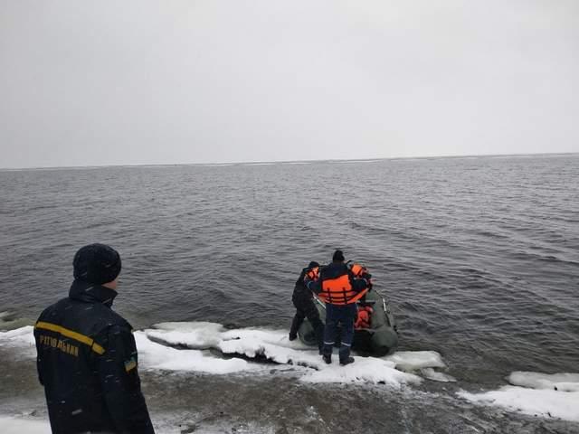 порятунок рибалки кіровоградщина