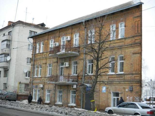 Плоские дома со всей Украины: они действительно существуют