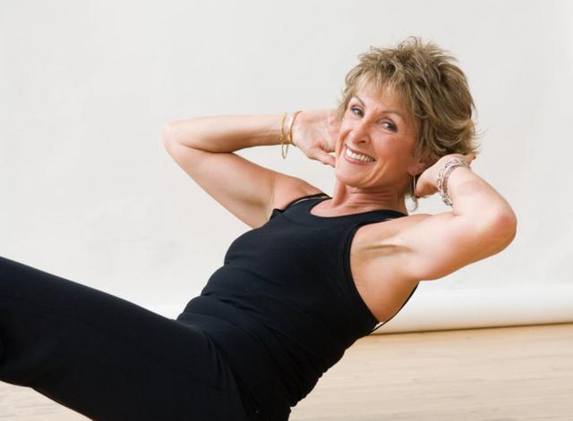 Упражнения для омоложения тела можно начинать выполнять в любом возрасте