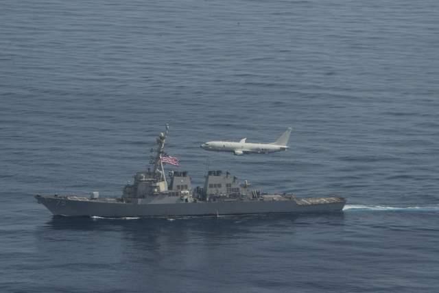НАТО провели багатосферні навчання у Чорному морі