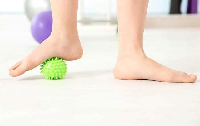 Важно тренировать стопы регулярно