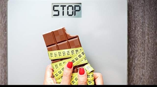 Если вес остановился, нужно разнообразить питание
