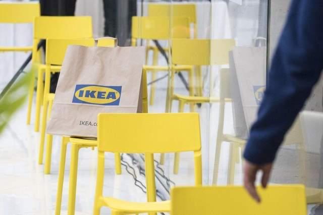 IKEA - известный бренд товаров для дома
