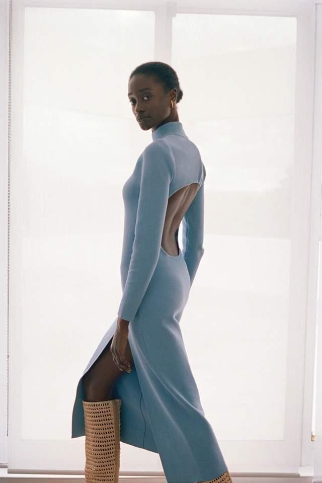 Трикотажна сукня бренду