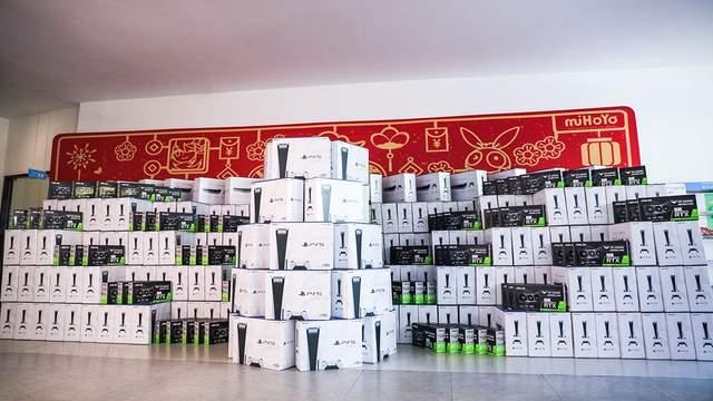 Безпрограшна лотерея: розробники Genshin Impact зможуть отримати прекрасні подарунки – фото