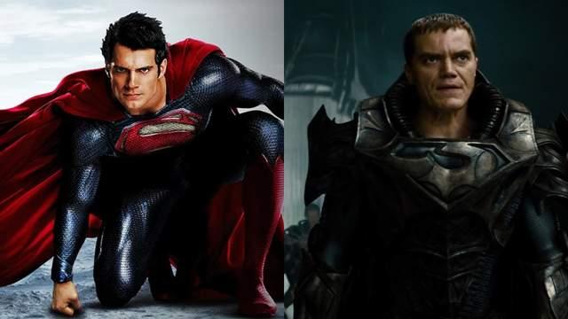 Супермен генерал зод