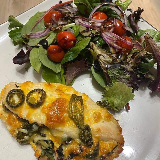 Кері почала підраховувати калорії та стежити за тим, що у неї в тарілці
