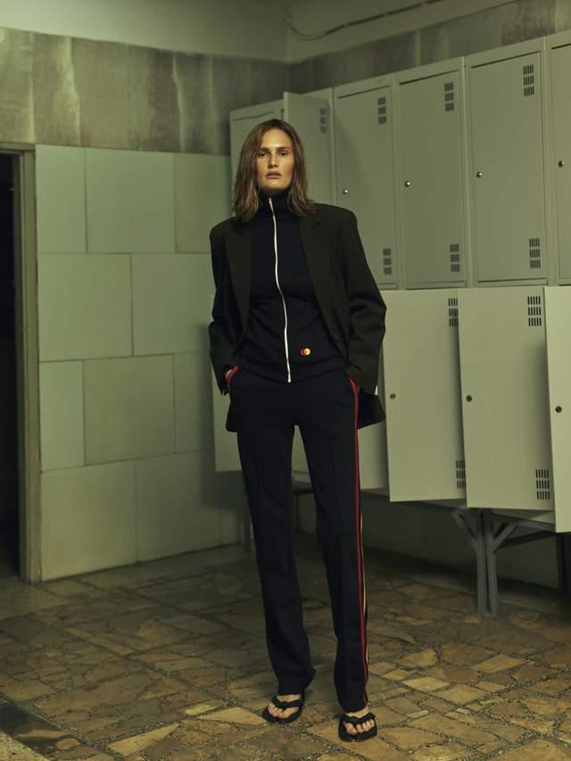 Алла Костромічова представила капсульне вбрання BEVZA / Jet Setter