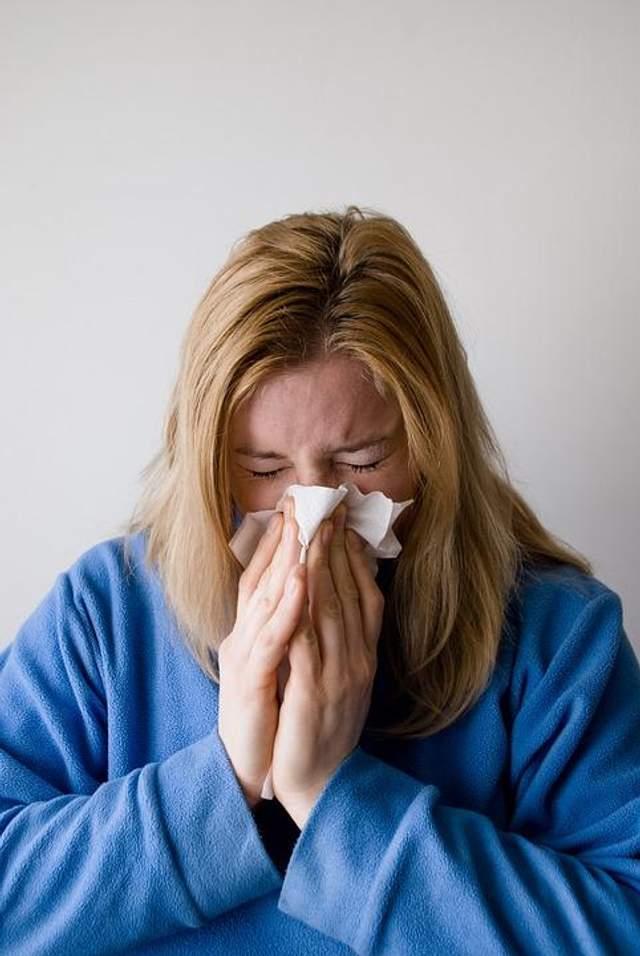 Заложеность носа