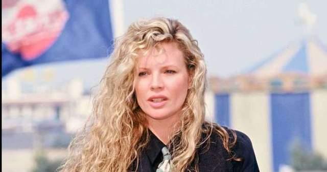Актриса Кім Бесінлдер