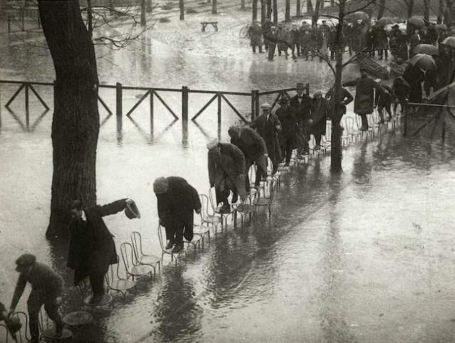 Паризький потоп у 1924 році