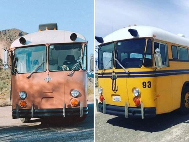 Як змінився зовнішній вигляд автобуса / Фото adelita_buslife